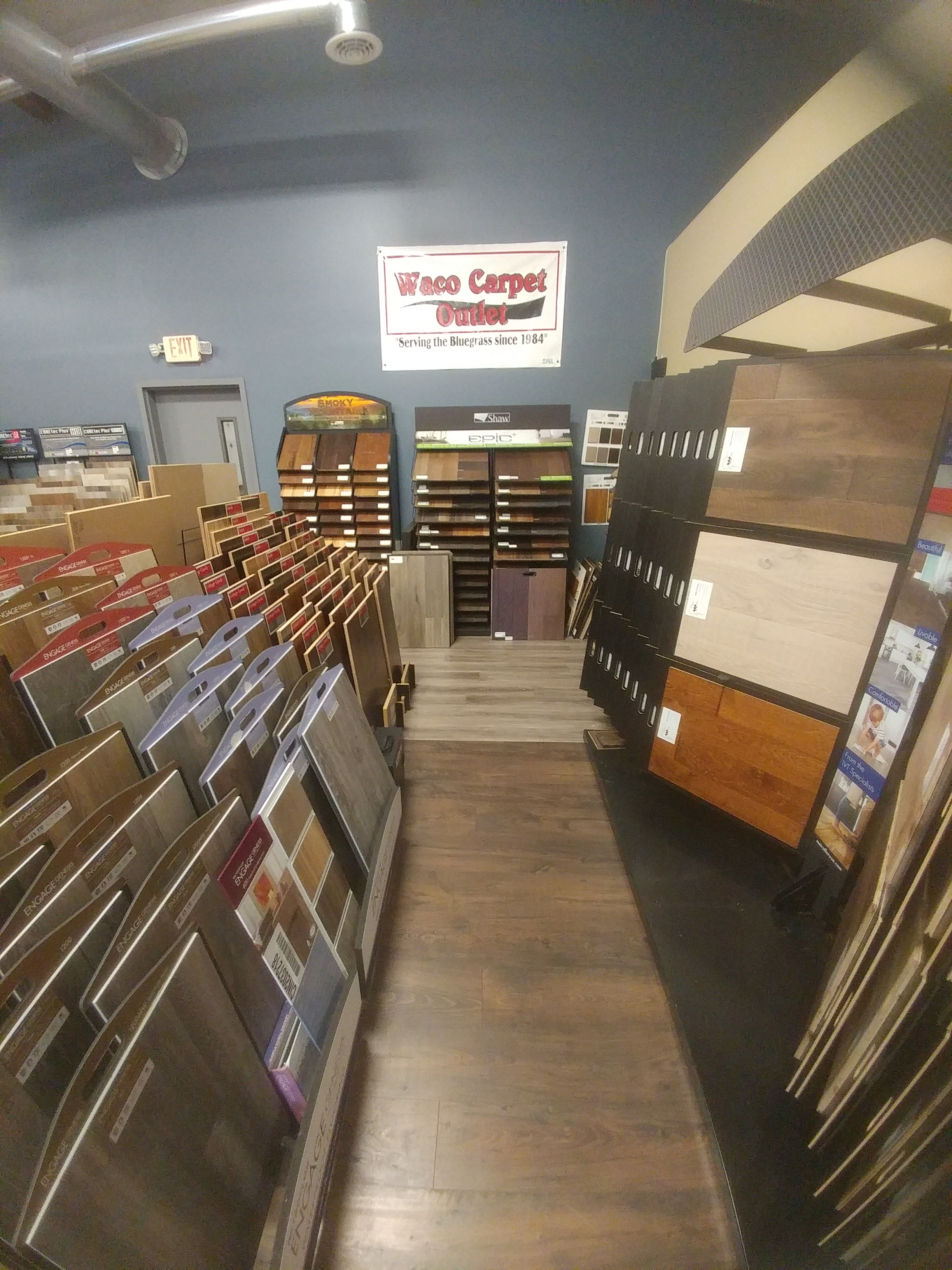Waco Carpet Outlet | Quality flooring for less in Richmond ...